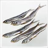 九州博多のだしでは定番の、長崎県産の飛び魚を焼いた「焼きあご」を骨まで粉砕したものを使用しています。